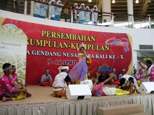 Song and Dance in Melaka