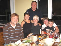 Bill, Julia, Jim, Betty, Lise and Matty