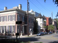 Savannah Buildings 2