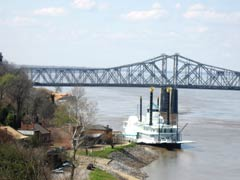 Natchez on the Mississippi
