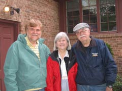 Carolyn and Jerry Parr