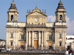 Guatemala City Central Cathedral