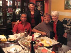 Morales Family with Bill and Betty