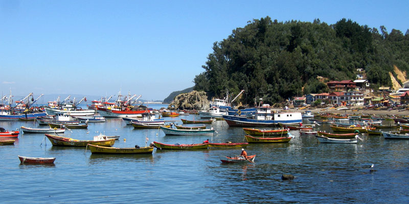 Tumbes Harbor